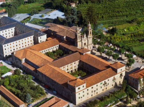 Monasterios De Poio Y Armenteira